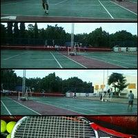 Photo taken at Liloy Tennis Court by Foxx G. on 10/1/2011