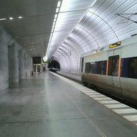 Photo taken at Station Triangeln (J) by Mārtiņš K. on 10/21/2011