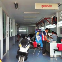 Photo taken at HONDA by M1ster on 9/4/2012
