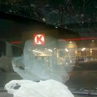 Photo taken at Circle K by Joshua D. on 11/27/2011