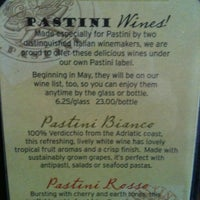 Photo taken at Pastini Pastaria by Noelle F. on 4/11/2011