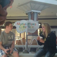 Photo taken at Make A Wish Foundation Fountain by Justin S. on 10/11/2011