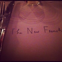 Photo taken at The New French by Joy S. on 7/29/2012