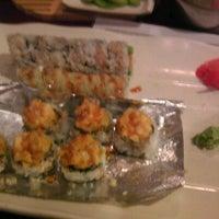 Photo taken at Marado Sushi by Brandon B. on 9/28/2011