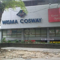 Photo taken at Wisma Cosway by Mohd A. on 9/6/2012