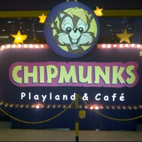 Photo taken at Chipmunks Playland & Cafe by qpon 1. on 6/16/2012