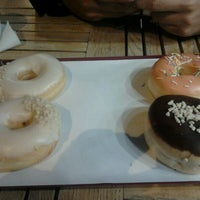 Photo taken at Dunkin Donuts by Ferhat M. on 10/25/2011