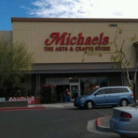 Photo taken at Michaels by Tessie O. on 11/19/2011