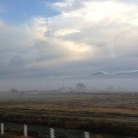Photo taken at Autopista Atlacomulco-Ixtlahuaca by Sandra Trejo (. on 2/16/2012