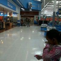 Photo taken at Walmart Supercenter by Chad C. on 10/30/2011