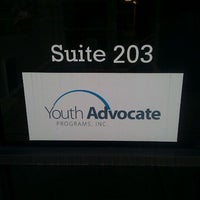 Photo taken at Youth Advocate Program by Stephen S. on 1/10/2012