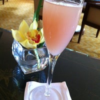 Photo taken at Lobby Lounge by Cecilie S. on 6/22/2011
