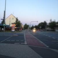 Photo taken at H Gustav-Adolf-Straße by Ⓜ️usty🇩🇪 on 6/22/2012