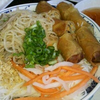 Photo taken at Pho Cow Cali Express by Duyen F. on 2/24/2012