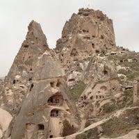 4/11/2012 tarihinde Murat A.ziyaretçi tarafından Uçhisar Kalesi'de çekilen fotoğraf