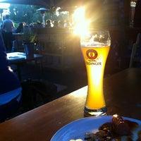 Photo taken at Stein's Bavarian Restaurant by Ash M. on 7/21/2012