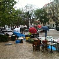 Photo taken at Paço de Arcos Garden by Olivio M. on 4/15/2012