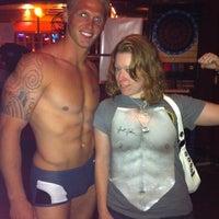 Photo taken at Just John's Nightclub by Casey M. on 5/22/2011
