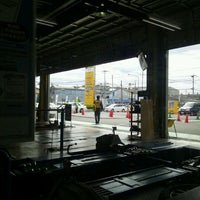 Photo taken at ジェームス 下郡店 by Eto T. on 10/3/2011