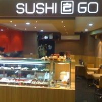 Photo taken at Sushi 2 Go by Daejin L. on 9/12/2011