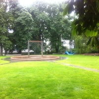 Photo taken at Pilestredet Park by Janne on 7/28/2012