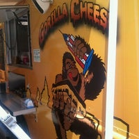 Photo taken at Gorilla Cheese Truck NYC by Matthew M. on 6/8/2011