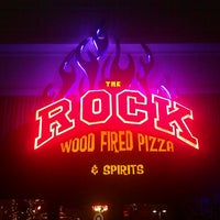 Photo taken at The Rock Wood Fired Kitchen by Dennis W. on 11/11/2011