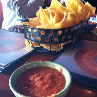 Photo taken at Blue Moon Mexican Cafe by Nick S. on 8/11/2012