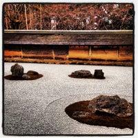 Photo prise au Ryoan-ji Temple par yangci le2/26/2012