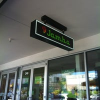 Photo taken at Jamba Juice Westlake Shopping Center by JayR P. on 6/20/2012