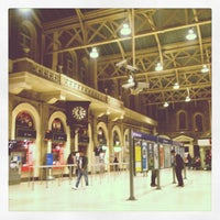 Photo taken at Charing Cross Railway Station (CHX) by Vita P. on 11/5/2011
