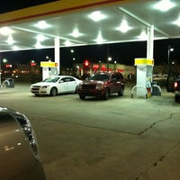 Photo taken at Shell by Stacy G. on 12/10/2011