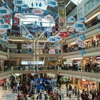 Photo taken at Korum Mall by Navnath K. on 12/14/2011