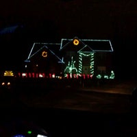 Photo taken at Our Dancing Lights by K S. on 1/1/2012