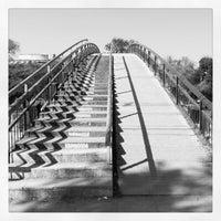 Foto tirada no(a) Puente Peatonal Condell por Paula S. em 8/5/2012