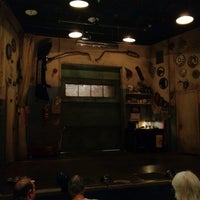 Photo taken at Central Square Theater by Anna T. on 8/15/2012