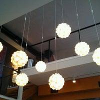 Photo taken at Murray Street Coffee Shop by Douglas M. on 1/28/2012