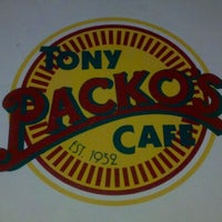Photo taken at Tony Packo's Cafe by Tim F. on 11/27/2011