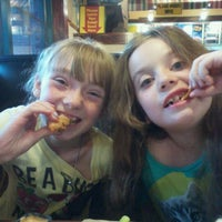 Photo taken at Zaxby's Chicken Fingers & Buffalo Wings by Michael L. on 5/14/2012