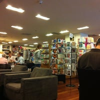 Photo taken at The Bookstore in the Grove by Bill C. on 10/29/2011