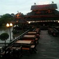 Photo taken at Baan Chan Krung by pphippy B. on 7/28/2012