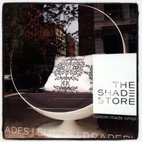 Photo taken at The Shade Store® by DwellStudio on 5/16/2012