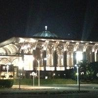 Photo taken at Masjid Tuanku Mizan Zainal Abidin (Masjid Besi) by fahmi o. on 8/31/2012
