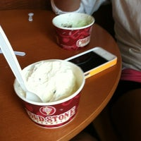 Photo taken at Cold Stone Creamery by Lila D. on 8/1/2012