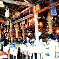 Photo taken at Restaurante Fogão Mineiro by Leonardo A. on 4/29/2012