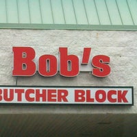 Photo Taken At Bob 39 S Butcher Block By Don I On