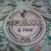 Photo taken at Le République by Switchh M. on 9/11/2011