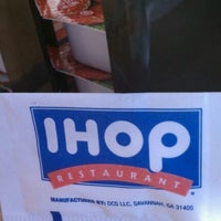 Photo taken at IHOP by Courtney B. on 1/9/2012