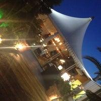 Photo taken at Casanovas Beach Club by jorgedihe on 8/3/2012
