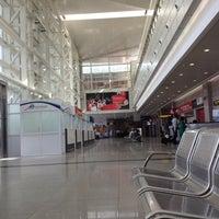 Photo taken at Maputo International Airport (MPM) by Jones A. on 5/9/2012
